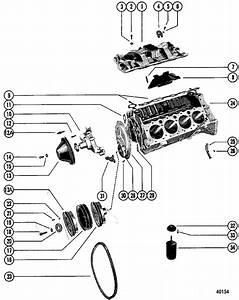 Intake Manifold For Mercruiser 260 Engine G M