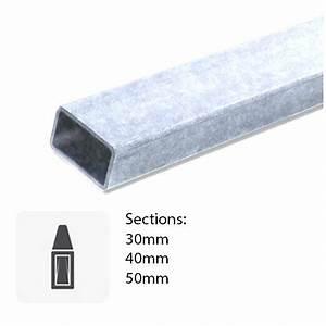 Tube Rectangulaire Acier Dimension : tube rectangulaire aluminium sur mesure ~ Dailycaller-alerts.com Idées de Décoration