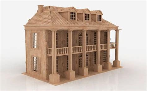 casa de munecas madera mdf envio gratis rompecabezas