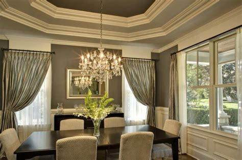 20 amazing dining room design ideas with tray ceiling style motivation
