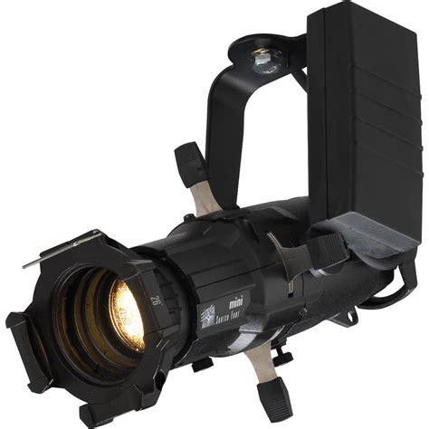etc source four mini led 50 degree portable black