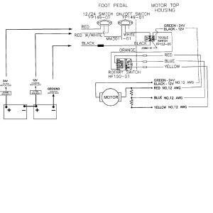 Motorguide Volt Trolling Motor Wiring Diagram Free
