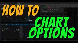 How To Chart Options Tdameritrade Thinkorswim Tutorial