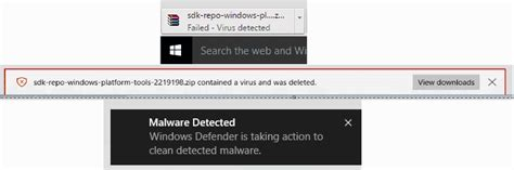 The Source Detected That The Destination Failed To Resume 5 5 by Bypass Failed Virus Detected Messages