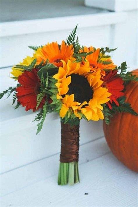 50 Fall Wedding Bouquets For Autumn Brides Wedding