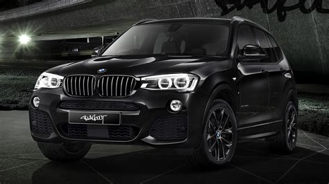 Bmw X3 Blackout Edition 2018 Jp Wallpapers And Hd Images