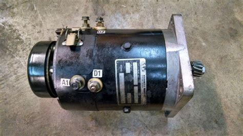 Advanced Electric Motors by Advanced Dc Electric Drive Motor 118362 Aa4 4002 Crown