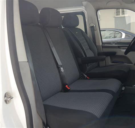 housses de siège vw t5 transporter pour siège conducteur