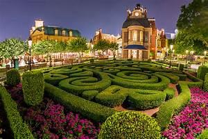 Disney Parks After Dark  France Pavilion At Epcot  U00ab Disney