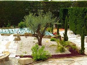 la galerie photos les jardins de bastide paysagiste With amenagement jardin exterieur mediterraneen 17 olivier plantation entretien et recolte