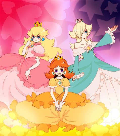 Princess Daisy Fanart Zerochan Anime Image Board