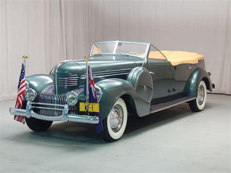 1939 Chrysler Imperial by 1939 Imperial Custom Parade Phaeton