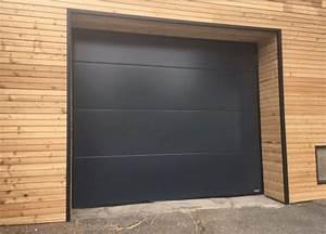 Prix Porte De Garage Sectionnelle : first une porte de garage sectionnelle au meilleur prix ~ Edinachiropracticcenter.com Idées de Décoration