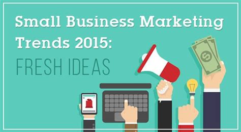small business marketing trends 2015 fresh ideas for you