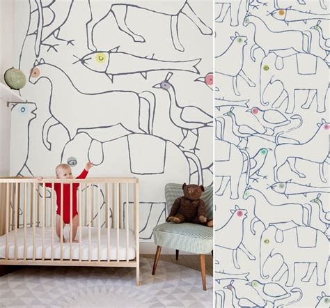 applique murale chambre bebe papiers peints de marques inspiration décoration