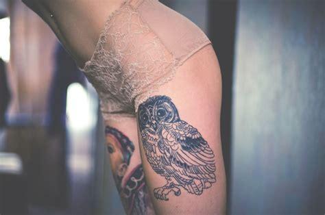Tatuaggio Interno Coscia 1001 idee per tatuaggi femminili disegni da copiare