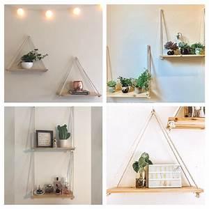 Hanging, Wall, Shelves, Set, Of, 2, U2013, Base, Roots