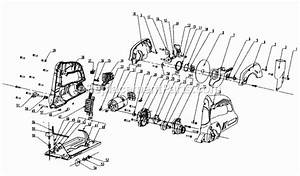 Craftsman 32061325 Parts List And Diagram
