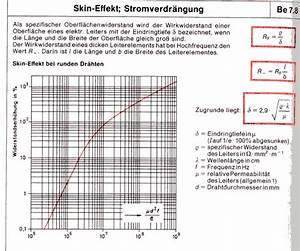 Kabel Berechnen : skin effekt ~ Themetempest.com Abrechnung