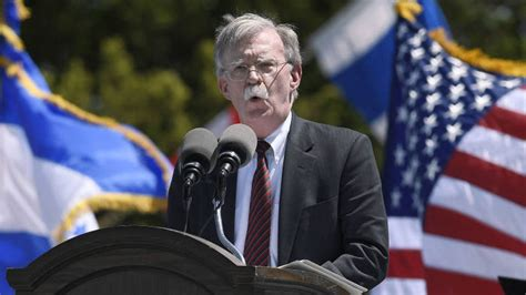 John Bolton blames Iran for oil tanker attacks | Financial ...