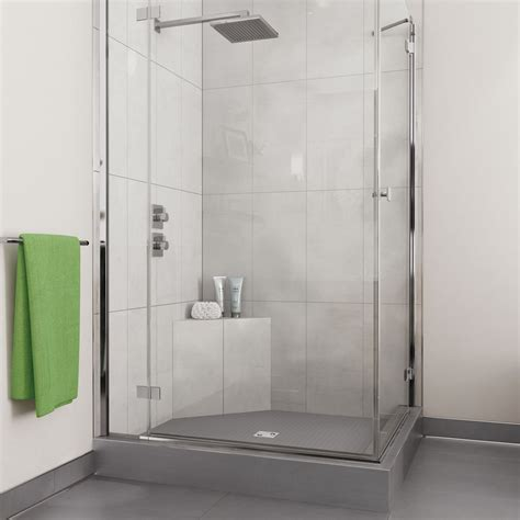 Used Shower Base - areas of use schluter