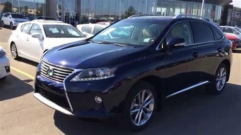 blue lexus 2015 new blue on parchment 2015 lexus rx 350 awd technology