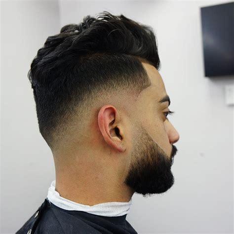 mens short hairstyles  wavy hair menhairdos