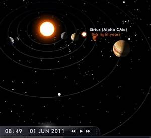 Real Photos of Sirius Star System - Pics about space