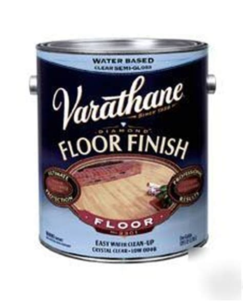 varathane floor finish based 1 gallon of varathane floor finish satin