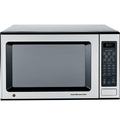 ge  cu ft capacity countertop microwave oven jessj ge appliances