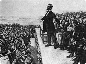 Mountain View Mirror : Gettysburg Address Abraham Lincoln