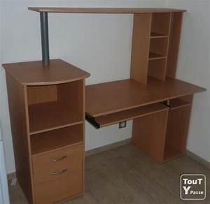 Meuble Bureau Ordinateur : meuble bureau ordinateur albertville 73200 ~ Nature-et-papiers.com Idées de Décoration
