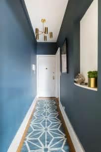 wandgestaltung blumen teppich für den flur 41 designer vorschläge