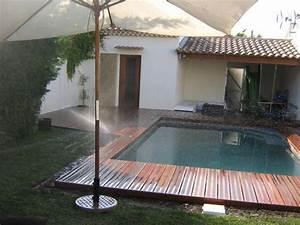 piscine en bois pas cher bois pour terrasse piscine pas With liner piscine hors sol octogonale bois 17 piscine bois piscinelle 4 x 4 m enterree 187 piscine