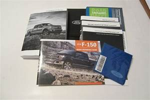 2018 Ford F150 Owners Manual    Free Shipping