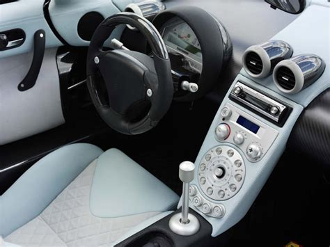 Koenigsegg Ccx Interior
