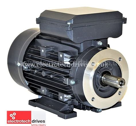 Picture Of Electric Motor by 3 7kw Single Phase Electric Motor 240 Volt 5hp 2800rpm