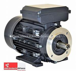 2 2kw Single Phase Electric Motor  U2013 240 Volt 3hp 2800rpm