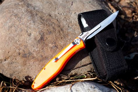 havalon piranta edge skinning knife xt blade blaze
