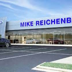 Mike Reichenbach Ford   Dealerships   600 N Coit St