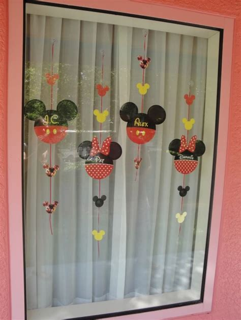 disney decorations 25 best ideas about disney window decoration on
