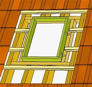 Fenetre De Toit Fixe : installer une fen tre de toit v lux ~ Edinachiropracticcenter.com Idées de Décoration