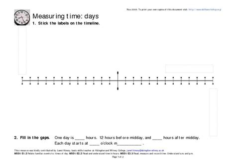 cut and paste timeline worksheet time worksheets 187 time worksheets cut and paste free