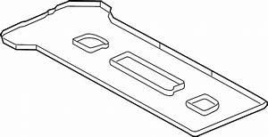Ford Ssv Plug-in Hybrid Engine Valve Cover Gasket