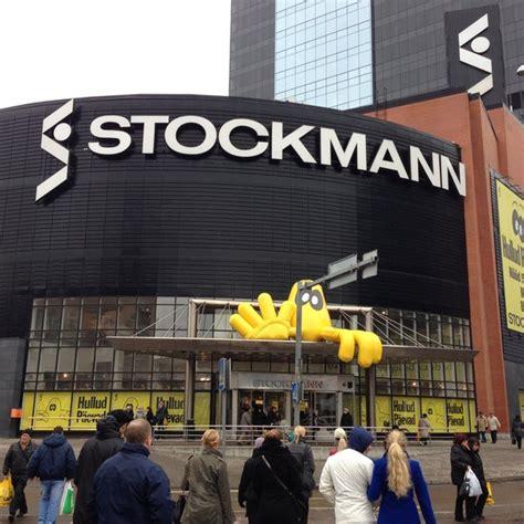 Stockmann - Kesklinn - 58 tips