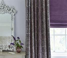 lila zimmer 35 barock gardinen und vorhänge mit edlen mustern