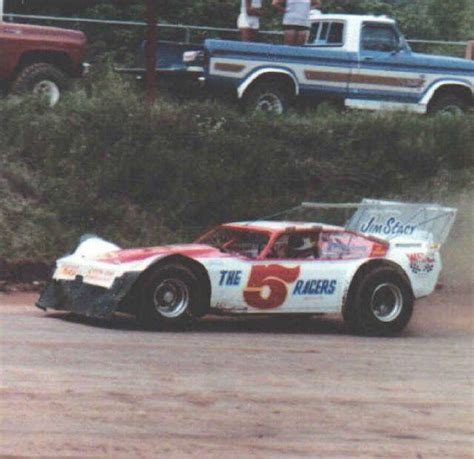 Vintage Model Race Cars by Rodney Combs Vintage Dirt Late Model Racing Sprint