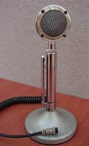 Astatic D 104 Microphones