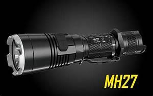 Nitecore Mh27 1000 Lumen Usb Rechargeable Multi