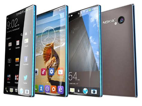 2016 New Nokia Android Phone